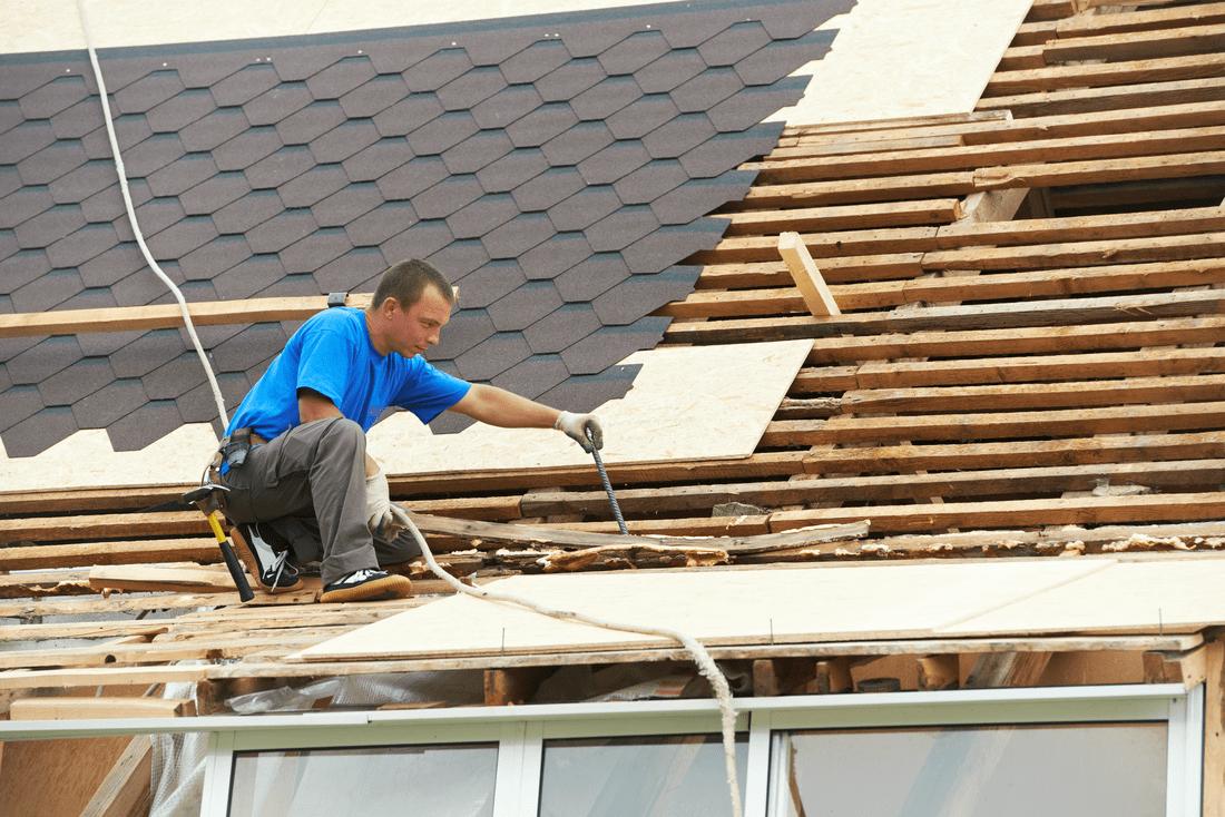roof replacement waukesha